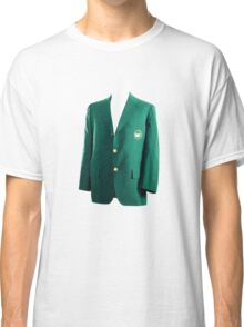 The Masters Golf Green Jacket Classic T-Shirt