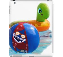 Float Buddies!  iPad Case/Skin