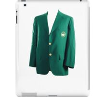 The Masters Golf Green Jacket iPad Case/Skin