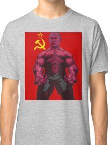 VLADIMIR PUTIN on steroids Classic T-Shirt