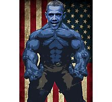 USA OBAMA Photographic Print