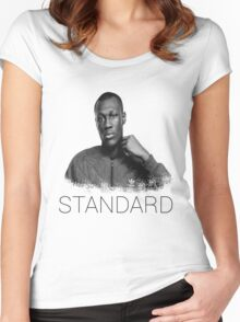 Stormzy Women's Fitted Scoop T-Shirt