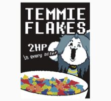 Temmie Flakes One Piece - Long Sleeve
