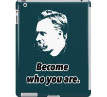 Friedrich Nietzsche iPad Case/Skin