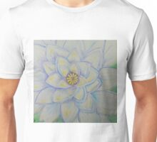 Impression of a Water Lily Unisex T-Shirt