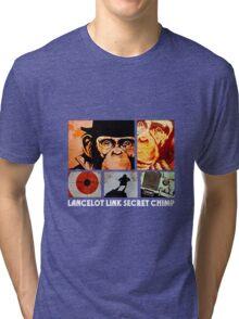 Lancelot Link: Secret Chimp Tri-blend T-Shirt