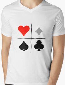 Homestuck Relationship Quadrants Graphic  Mens V-Neck T-Shirt