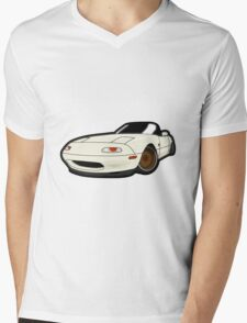Convertible japan car Mens V-Neck T-Shirt