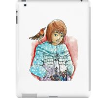 Ai and the Robin iPad Case/Skin