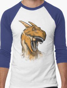 Charisaurus Rex Men's Baseball ¾ T-Shirt