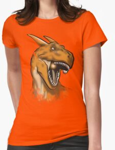 Charisaurus Rex Womens Fitted T-Shirt