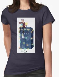 Doctor Who: It's Christmas! (Just the Doctor) T-Shirt