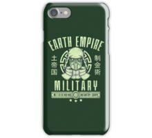 Avatar Earth Empire iPhone Case/Skin