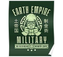 Avatar Earth Empire Poster