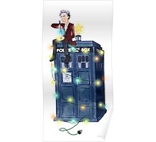 Doctor Who: It's Christmas! (Just the Doctor) Poster
