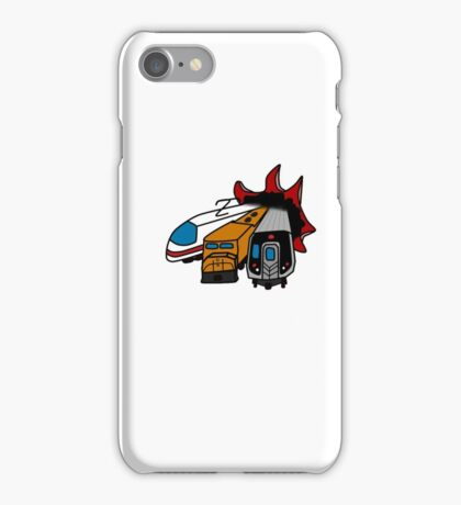 Trains?! iPhone Case/Skin