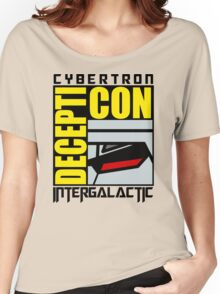 Decepti-con Women's Relaxed Fit T-Shirt