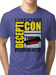 Decepti-con Tri-blend T-Shirt