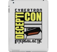 Decepti-con iPad Case/Skin