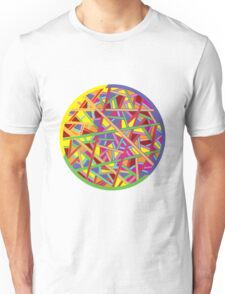 Color Color Unisex T-Shirt