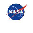 NASA Logo 3D by katieroon