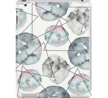 Asteroids Pattern iPad Case/Skin