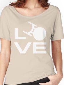 Love Trek Women's Relaxed Fit T-Shirt