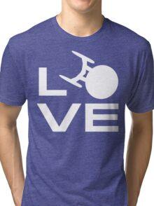 Love Trek Tri-blend T-Shirt