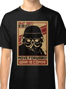 TROOP - WAR IS COMING Classic T-Shirt