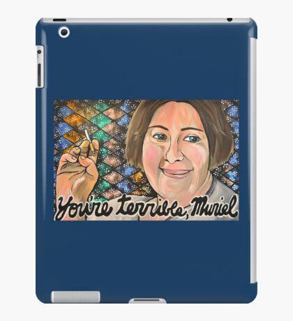 Muriel's Wedding  iPad Case/Skin