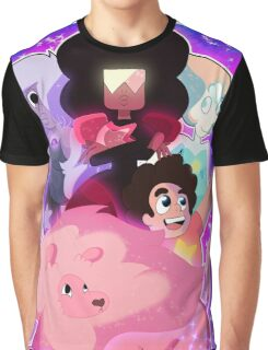 The Crystal Gems Graphic T-Shirt