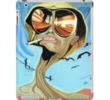 Fear and Loathing in las vegas iPad Case/Skin