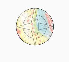 Chalk Compass Unisex T-Shirt