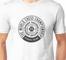 THE WORLD CHESS CHAMPIONSHIP 1972 Unisex T-Shirt