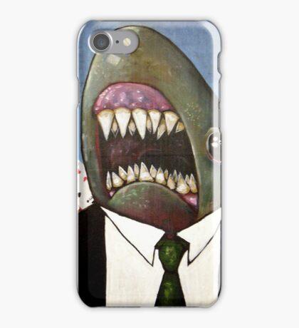 Card Shark iPhone Case/Skin