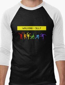 Pop Shop Silly Walks Men's Baseball ¾ T-Shirt
