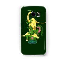 Pokesaurs - Grassiosaurs Samsung Galaxy Case/Skin