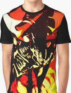 Alien Queen Hive Graphic T-Shirt