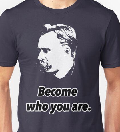 Friedrich Nietzsche Unisex T-Shirt