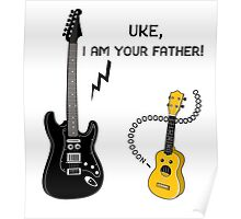 Uke, I am your Father! Poster