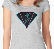 Charmed P3 Women's Fitted Scoop T-Shirt