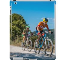 Two Wheels in Tuscany iPad Case/Skin
