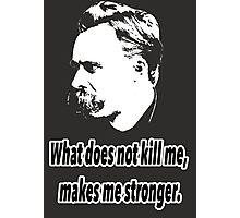 Friedrich Nietzsche quote 4 Photographic Print