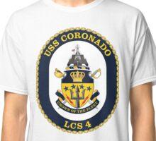 LCS-4 USS Coronado Classic T-Shirt