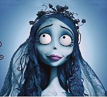 The corpse bride Bride by welovevintage