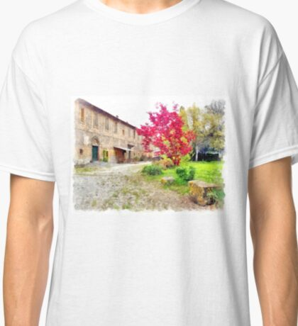 Red tree Classic T-Shirt