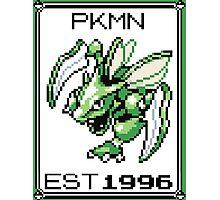 Scyther - OG Pokemon Photographic Print