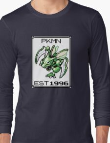 Scyther - OG Pokemon Long Sleeve T-Shirt