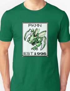 Scyther - OG Pokemon Unisex T-Shirt