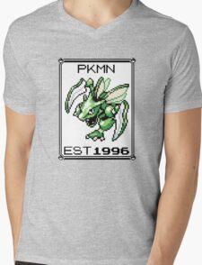 Scyther - OG Pokemon Mens V-Neck T-Shirt